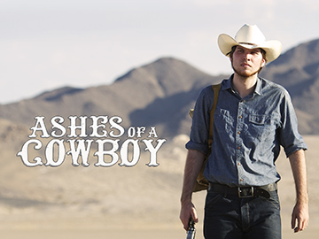 Ashes of a Cowboy Vimeo 4x3 website